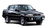 SsangYong Musso Sports 2002 – 2007